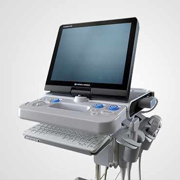 Introduced ultrasound diagnostic imaging equipment